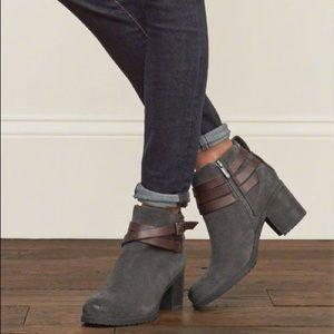 Sam Edelman Hannah Ankle Booties Sz 9